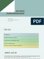 APLIKASI FARMAKOEKONOMI.pptx