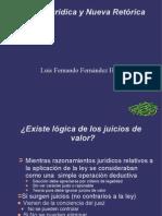 Lógica Jurídica y Nueva Retórica