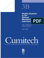 Cumitech 3B - Quality Systems in the Clinical Microbiology Laboratory