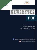 NewsBytes Edition 13