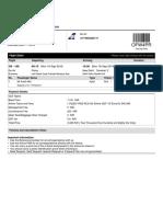 Ticket Prl09ryyg1b