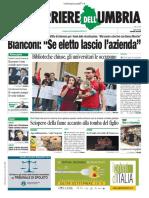 Rassegna stampa dell'Umbria 24 settembre 2019 UjTV News24 LIVE