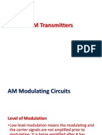 1. AM Transmitters (1)