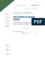 Aluminium 5052 Grade