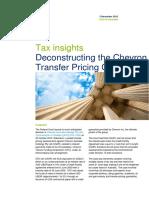 chevron case - transfer pricing.pdf