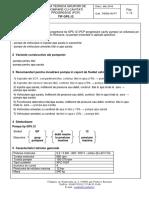 Fisa Tehnica GP5.12