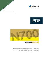 17-4-PH N700DE