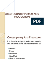 Theater Production