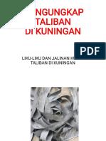 Taliban Di Kuningan