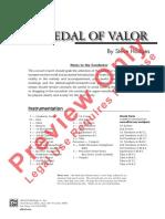 Medal of Valor - Score.pdf