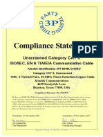 Alantek UL  3P Certificate Data cable-CAT 6.pdf