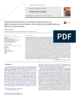 Depositional Environments of Overbank Sedimentation in The