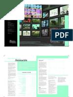 folleto especializacion animacion