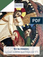 Carta pastoral D. Calros Osoro curso 2019-20