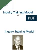 Inquiry Training Model