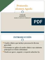 Protocolo Abdomen Agudo (1)
