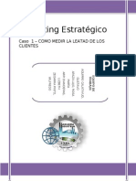 Caso de Estudio de Marketing Estratégico