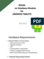 Redas Android Edm
