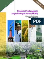 Cover Rpjmd Dan Pemisah Bab
