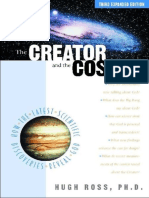 Ross, Hugh Norman - The Creator and the Cosmos