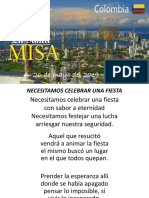 Misa Colombia