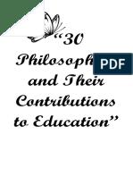 30 Philosophers.docx