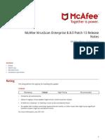 VSE v8.8.0 Patch 13 Release Notes_en-us