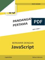 Berkarir Dengan Javascript Seri 1
