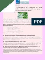 Caso Practico Consulta ICAC Información Periodo Medio de Pagos