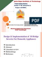 HBridge Inverter