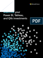 Power Bi tableau and quilk
