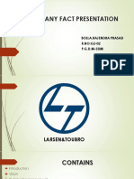 l and t ppt