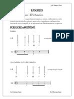 Tipos de rasguido guitarra
