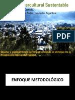 Barrio Intercultural Sustentable. Comunidad de Cambio