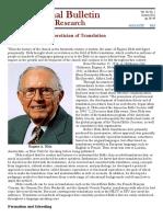 Eugene a. Nida_ Theoretician of Translation
