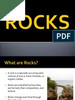 Types of Rocks OK