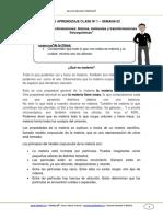 Guia de Aprendizaje Cnaturales 7basico Semana 2 2014