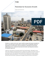Lagos and Its Potentials for Economic Growth   Heinrich Böll Stiftung Nigeria