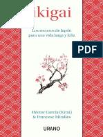 Garcia Hector Y Miralles Francesc - Ikigai - Los Secretos De Japon Para Una Vida Larga Y Feliz.doc