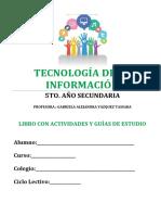 5_ Año Tecnologia CAD de La Informacion APLICADA