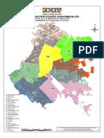 Mapa Urbano Santa Cruz de La Sierra