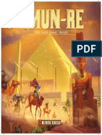 Amun-Re The Card Game
