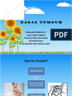GAGAL TUMBUH