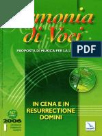 Armonia Di Voci 2006-1
