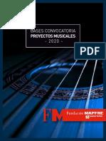 Convocatoria Mapfre