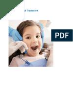 Pediatric and a Periodontal Dental Treatment - deccan multispeciality hardikar hospital