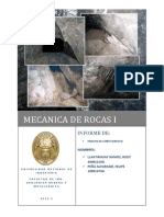 INFORME DE CORTE DIRECTO D SUELOS