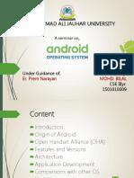 presentation android