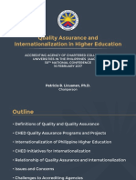 QualityAssuranceAndInternationalization-ChairDrPBLicuanan