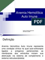 30_Anemia Hemolitica Auto Inume